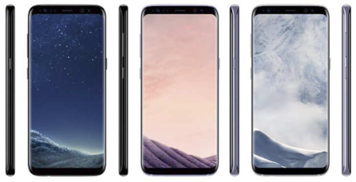 Here is everything you need to know about the Samsung Galaxy S8