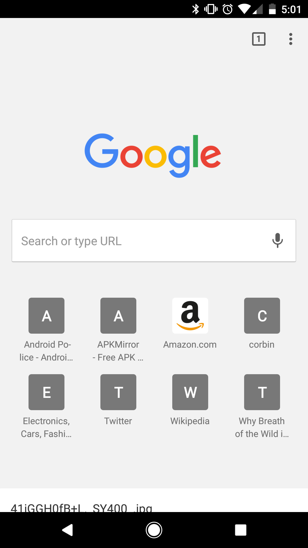 chrome android apk