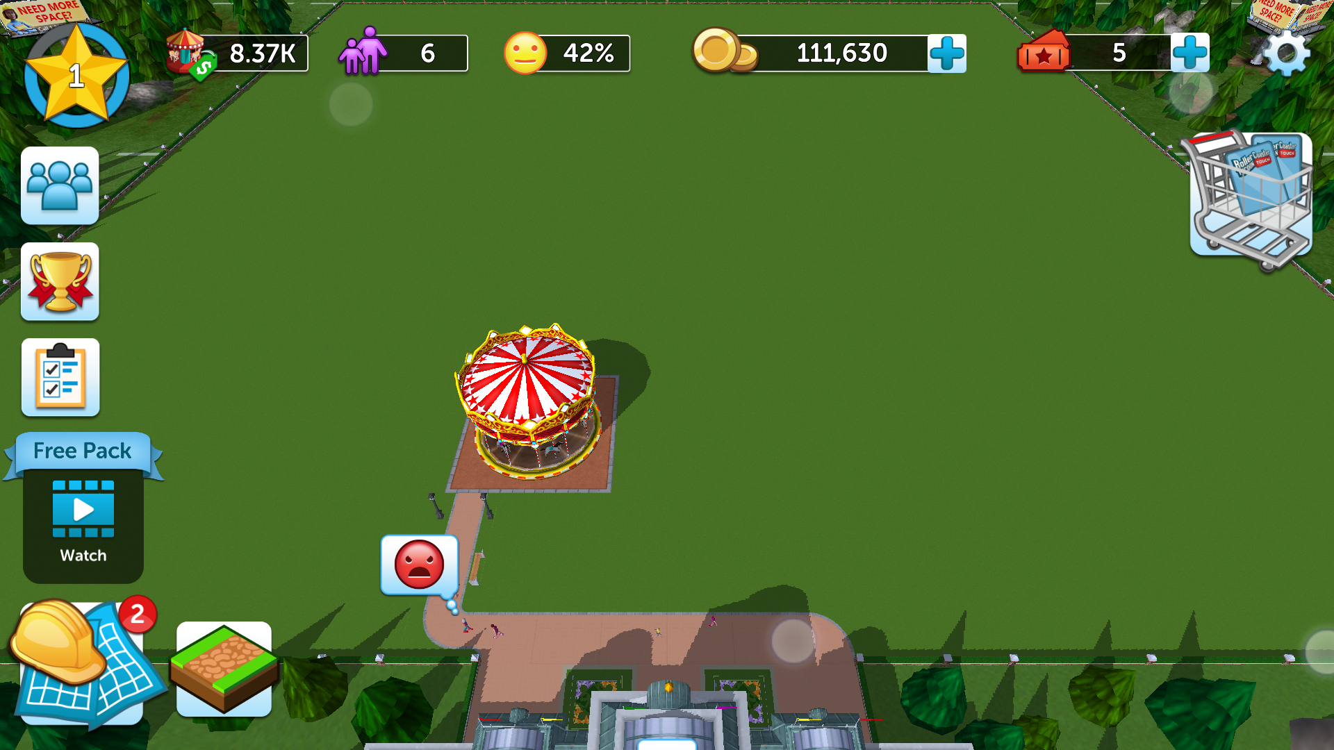 roller coaster tycoon classic apk download