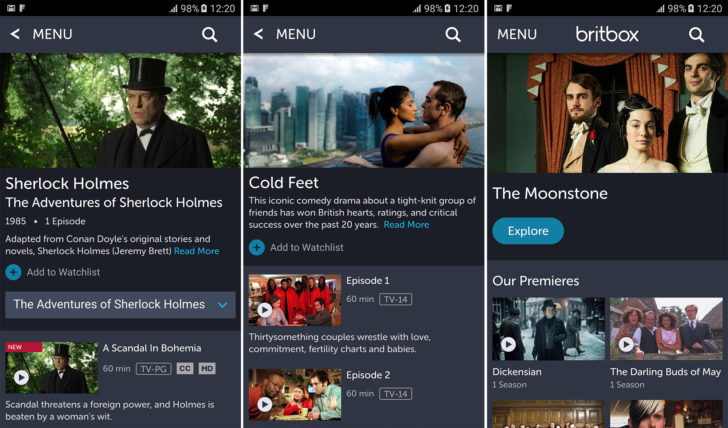 Streaming video service BritBox delivers British TV, old and new