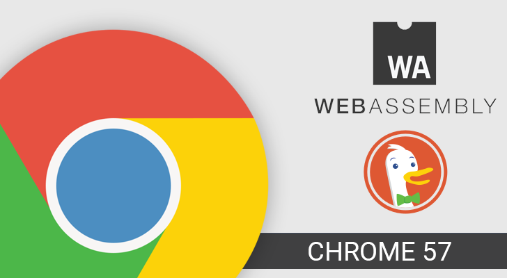 Chrome 57 adds Custom Tabs improvements, more search engine options
