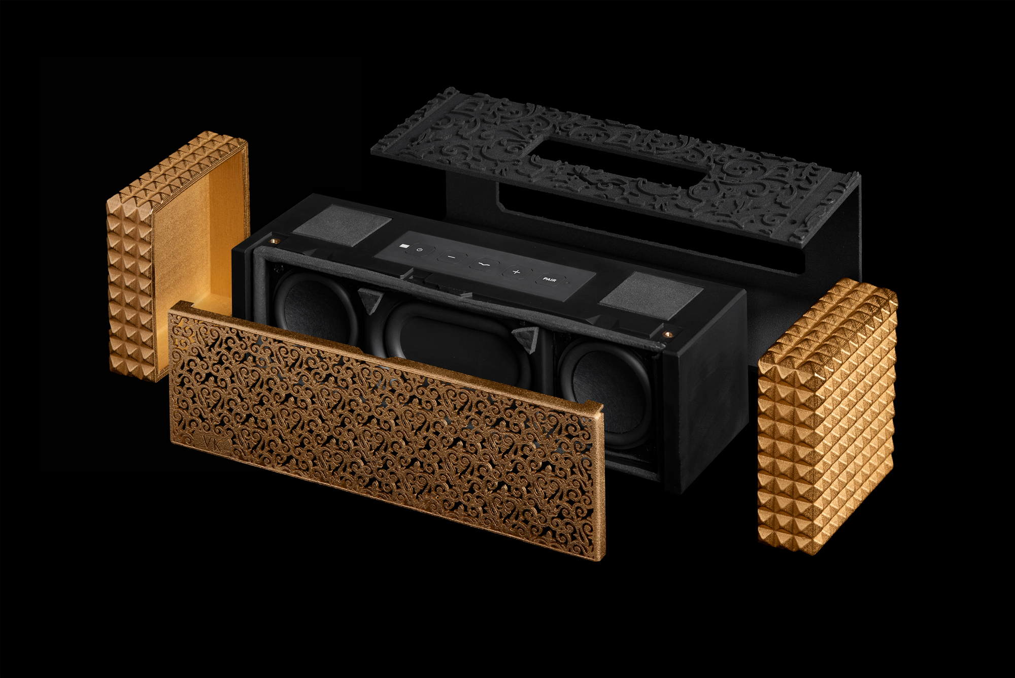 Moda gets into the wireless speaker game with the Remix