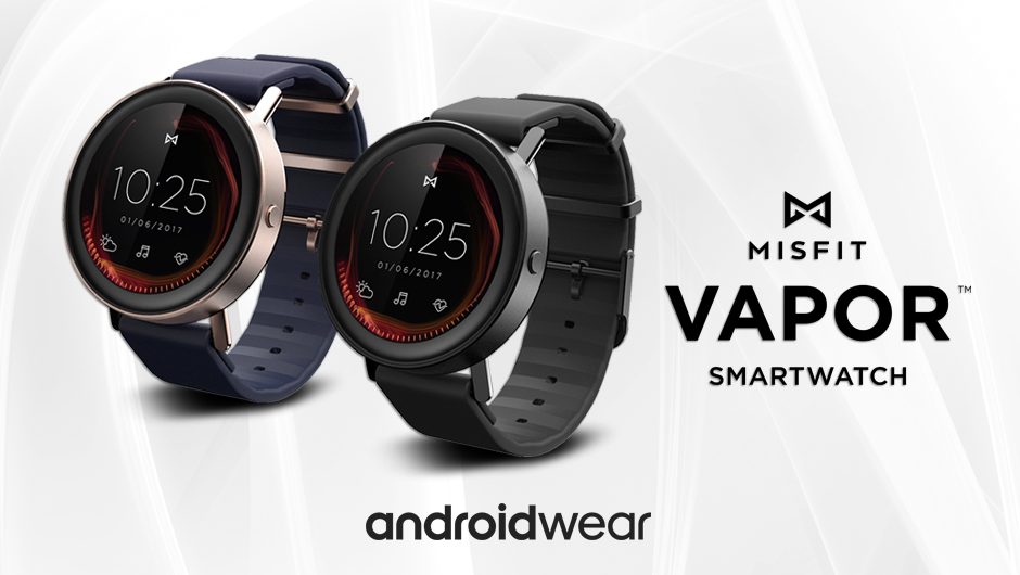 Vaporwear Misfit Is Now Saying The Vapor Android Wear