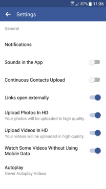Facebook is Testing New Buttons and an Option to Cache Some Videos for Offline Viewing