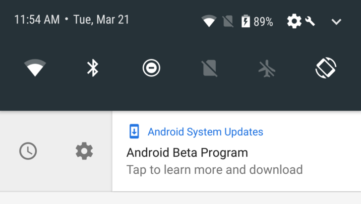 Android O could bring big changes to notifications