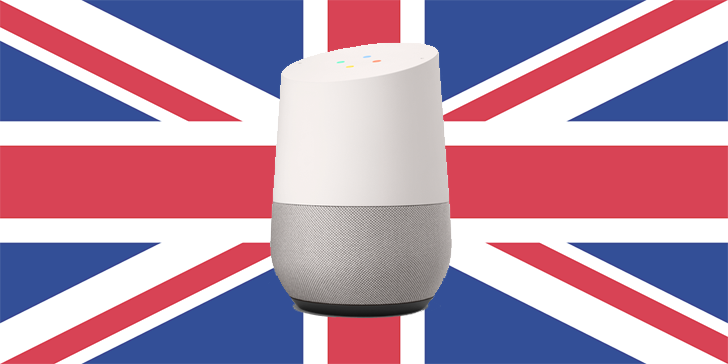UK government adds '12,000 pieces of information' to Google Assistant and Alexa