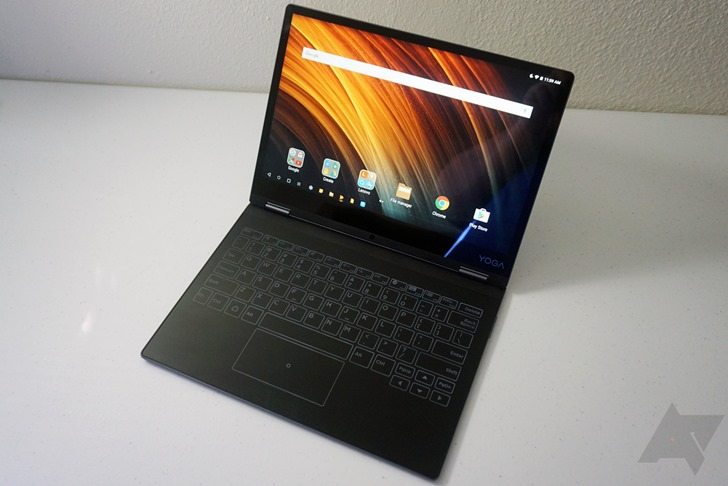 Lenovo Yoga A12 review: How can so many bad ideas fit in one