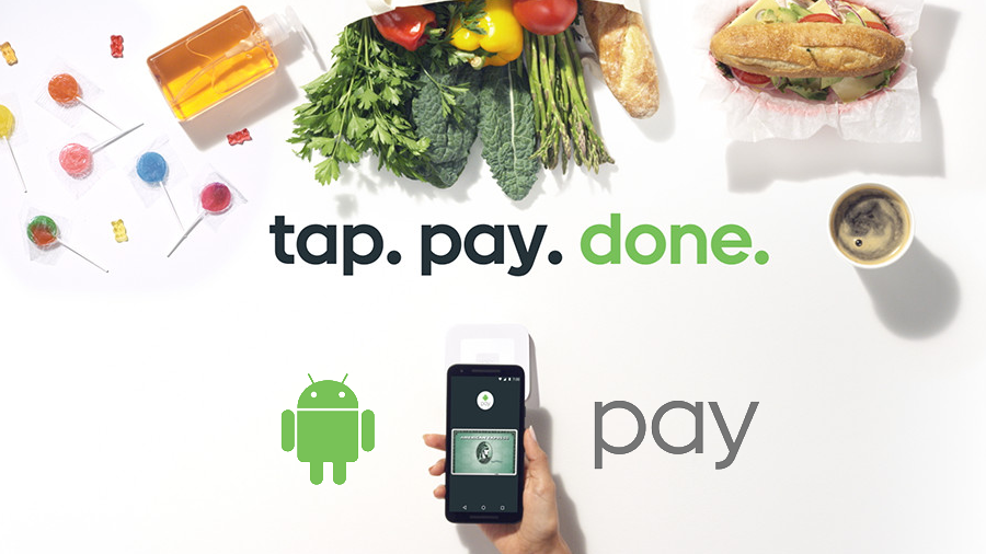 Android Pay Adds Support For 80 New Banks And Credit Unions In The Us
