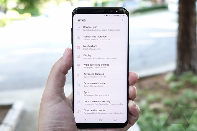 Unlocked Galaxy S8/S8+ now available in the United States