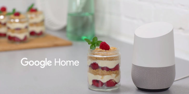 Google Home now helps you cook over 5 million recipes