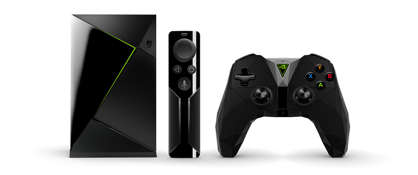 Nvidia is testing a Shield TV app with virtual remote