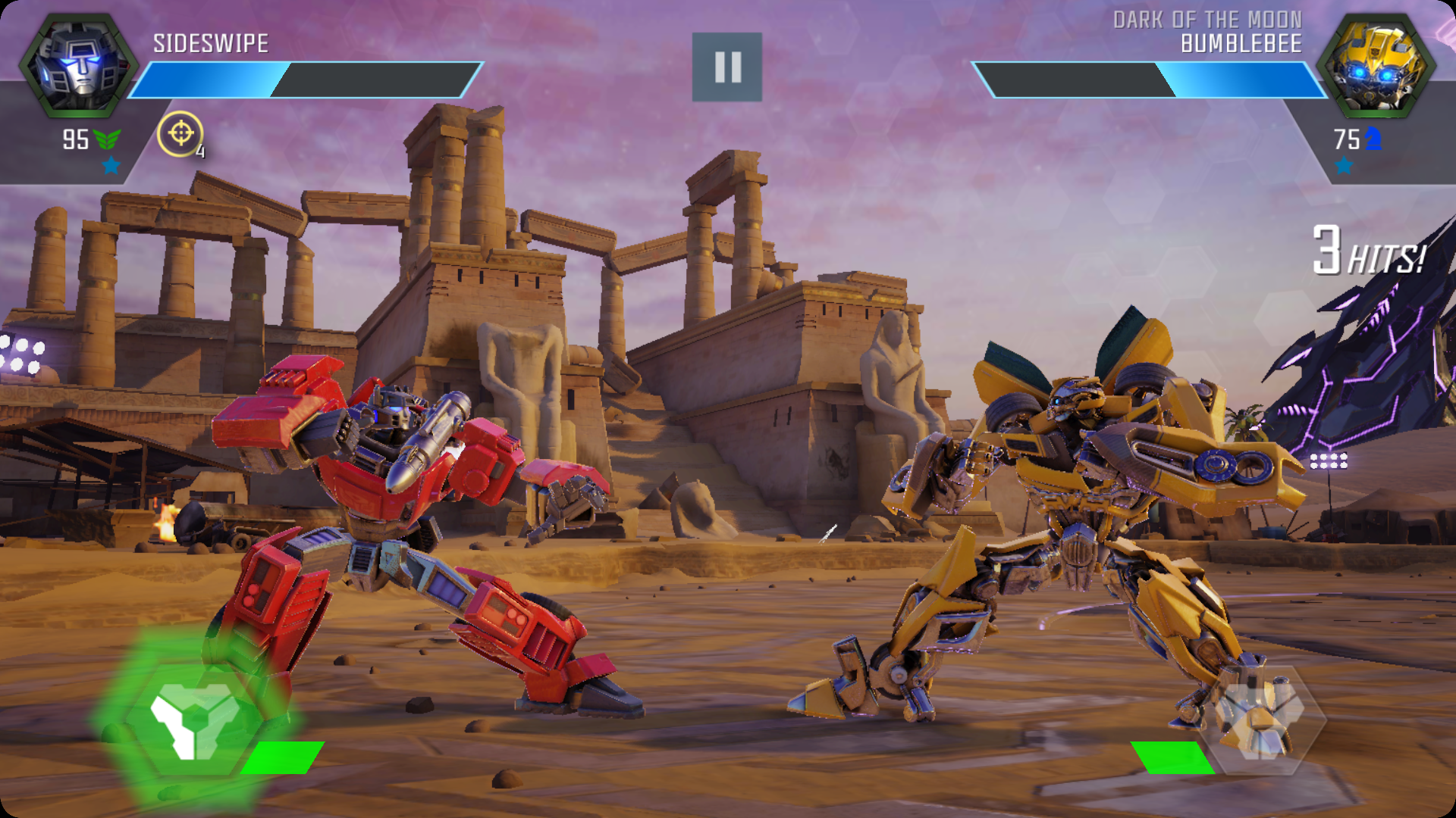 Transformers: Forged to Fight is rolling out today