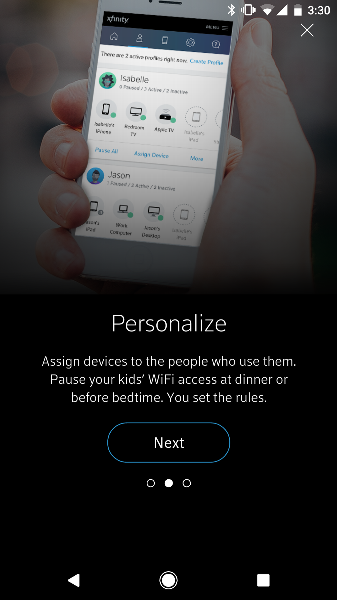 Comcast's new Xfinity xFi app gives you more control over