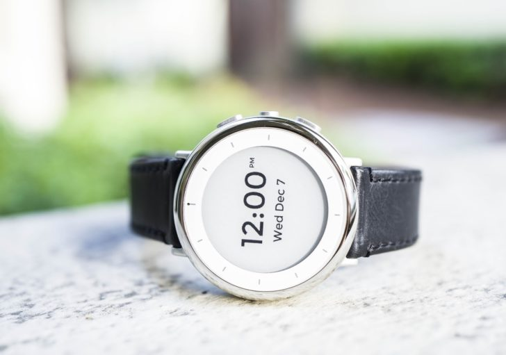 Verily Study Watch is a health wearable designed for medical use