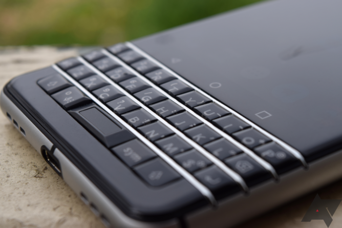 BlackBerry KEYone review: A tale of a decent phone full of annoyances
