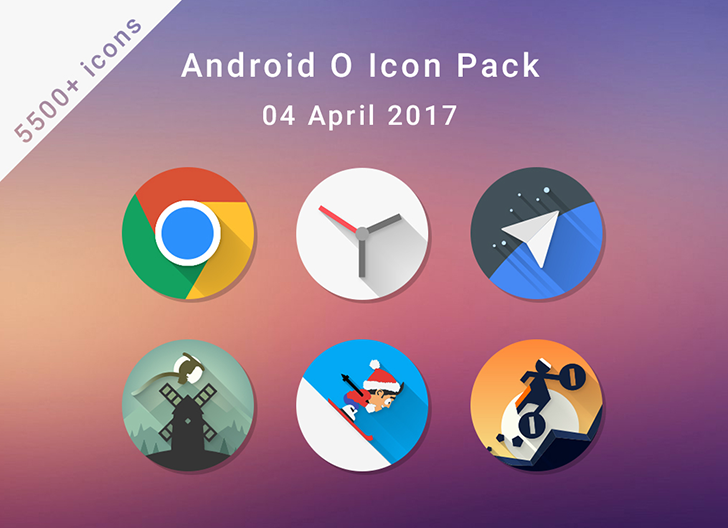 Google rejected an icon pack for