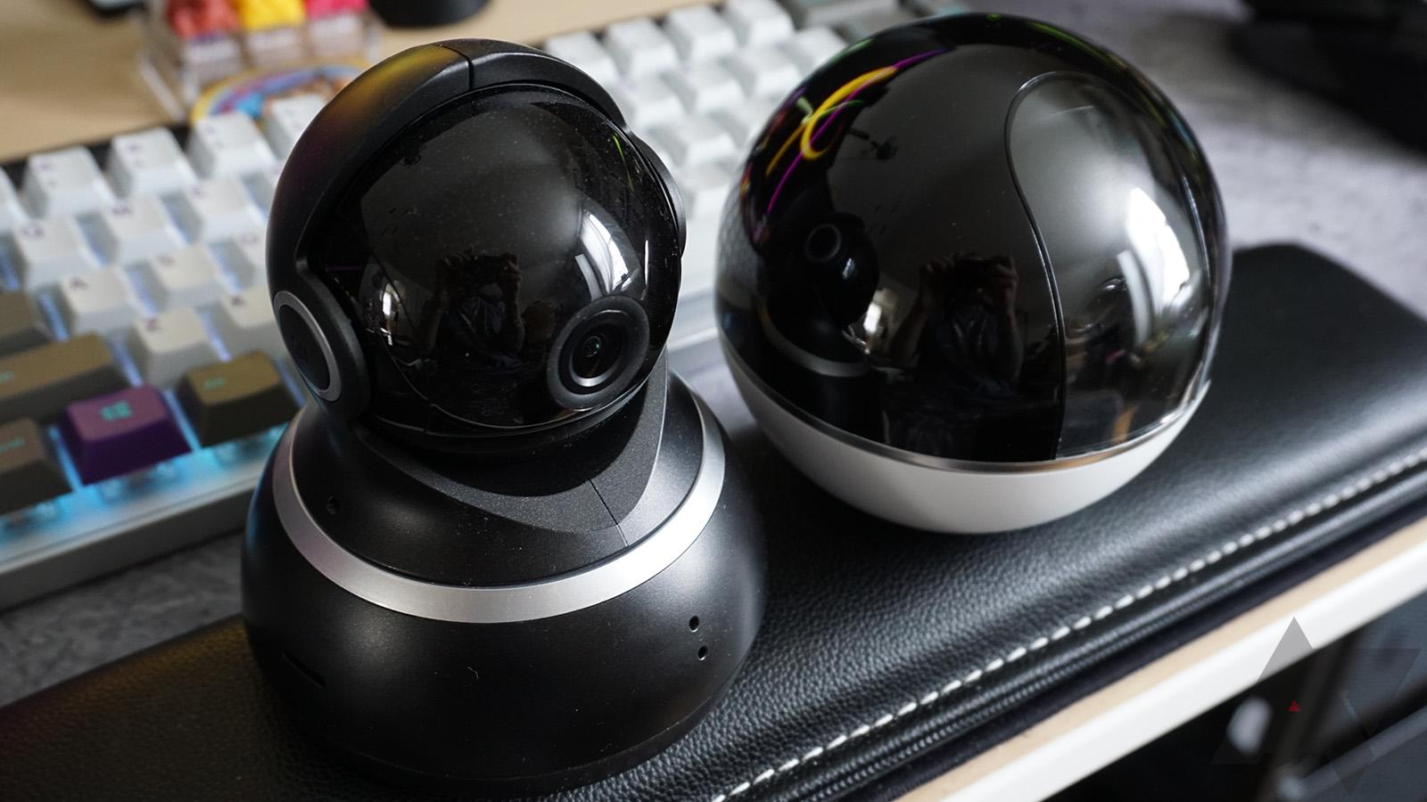 EZVIZ Mini 360 Plus review: An adorable 360-degree camera