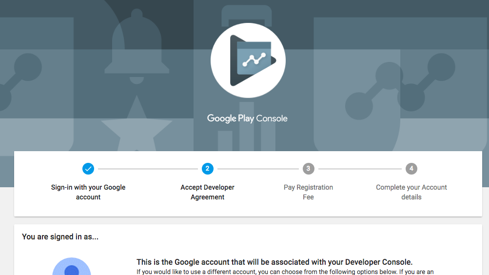 The new google play console brings developer management into the material era - Google developper console ...