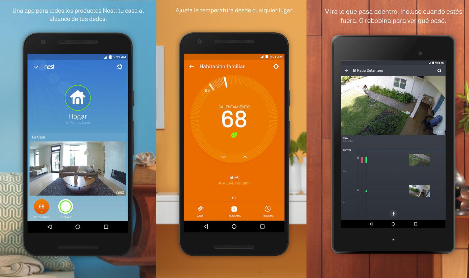 Nest app update adds Google Smart Lock, Nest Cam motion