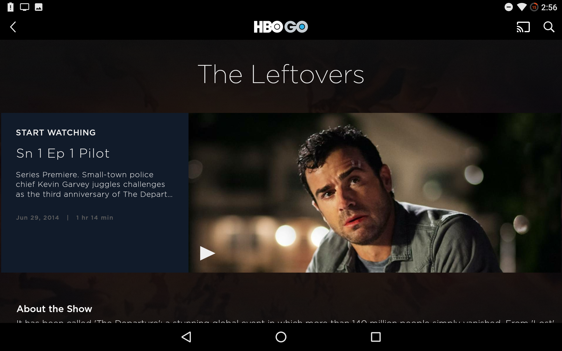 HBO Go and HBO Go for Android TV get big updates with