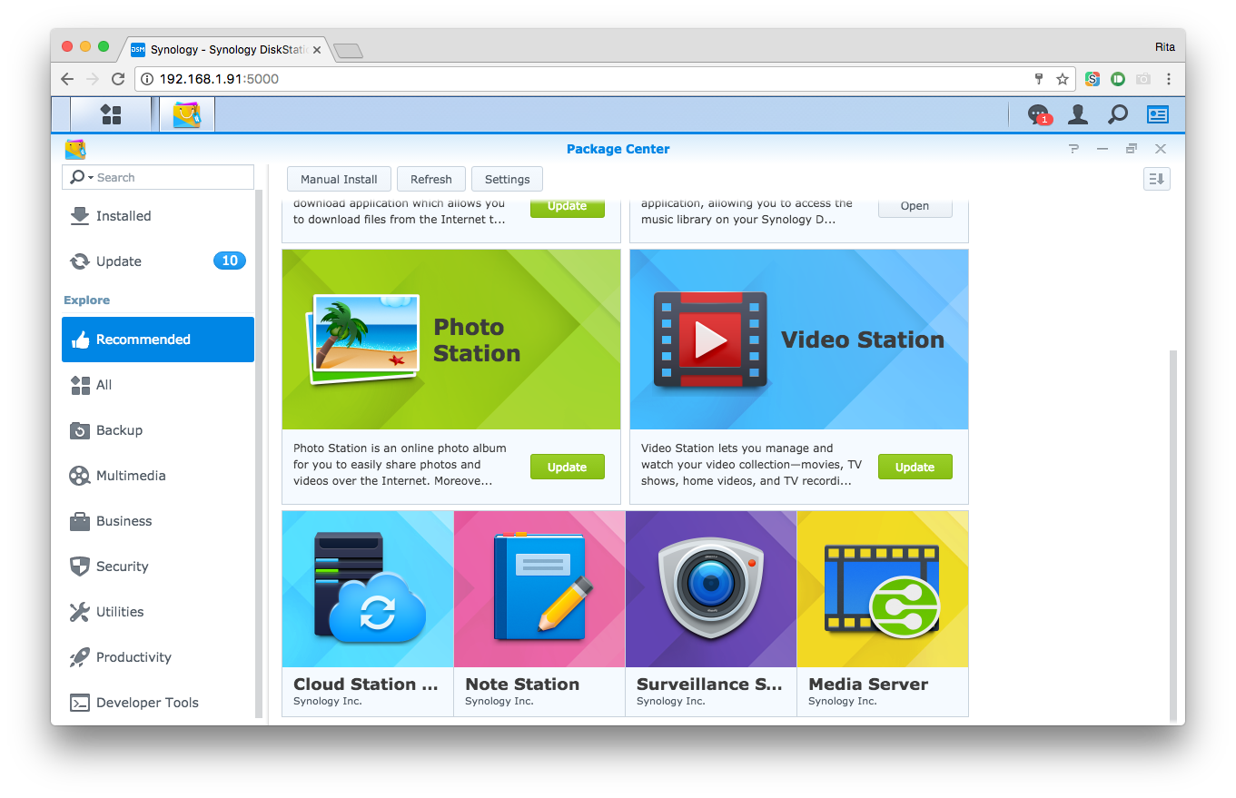 synology cloud station drive download