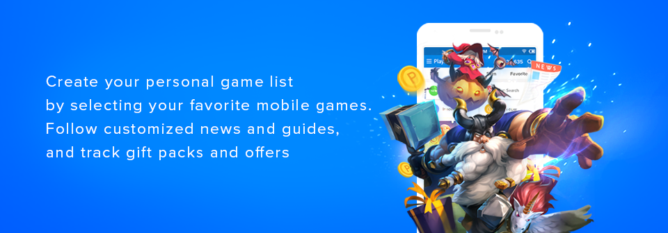 Discover new games, earn rewards for playing your favorites