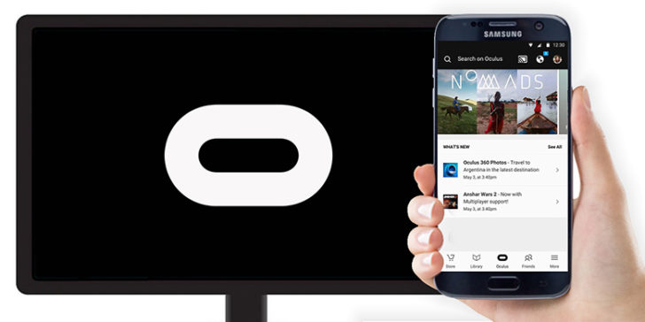 Share the Fun with Chromecast for Gear VR