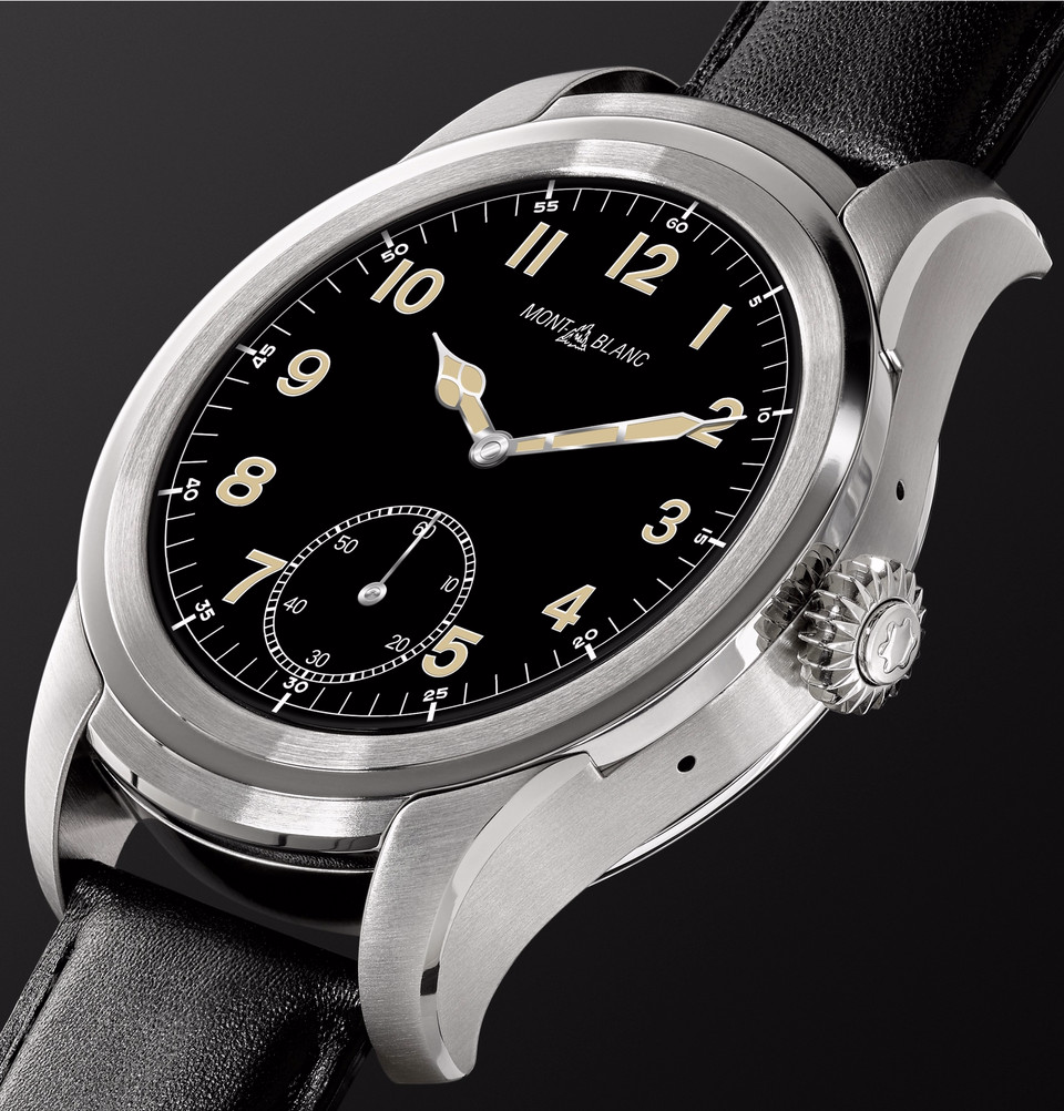You can now buy Montblanc's Summit luxury smartwatch line ...