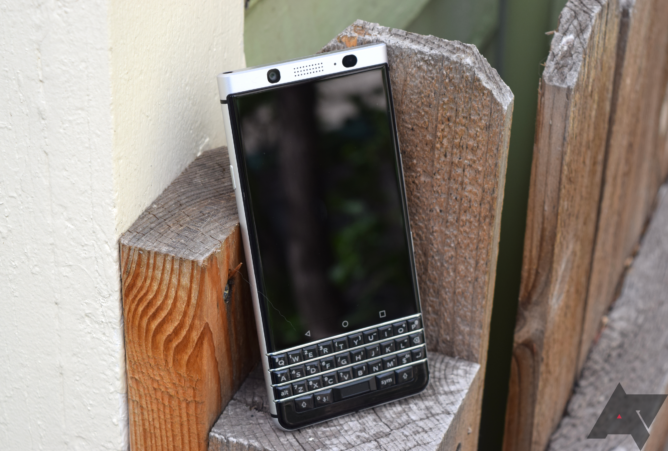 BlackBerry KEYone review: A tale of a decent phone full of