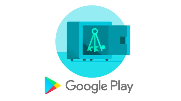 Google app signing service hero