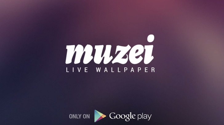 Hero pulled from Muzei Video