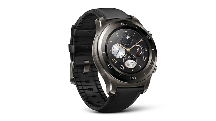 Huawei Watch 2 Classic launched in USA; priced at $369