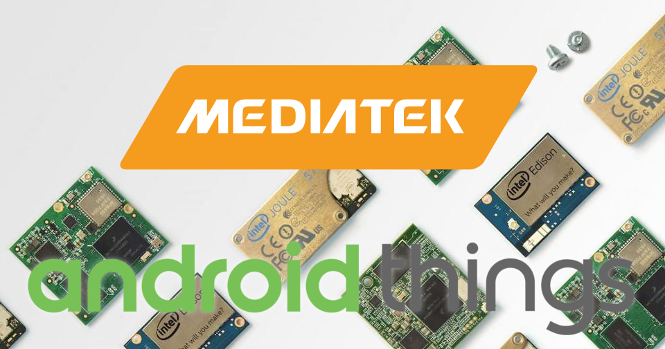 MediaTek launches a new chipset for Google Assistant and Android Things