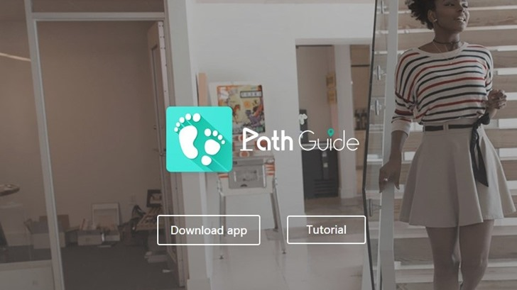 Microsoft Path Guide Hero
