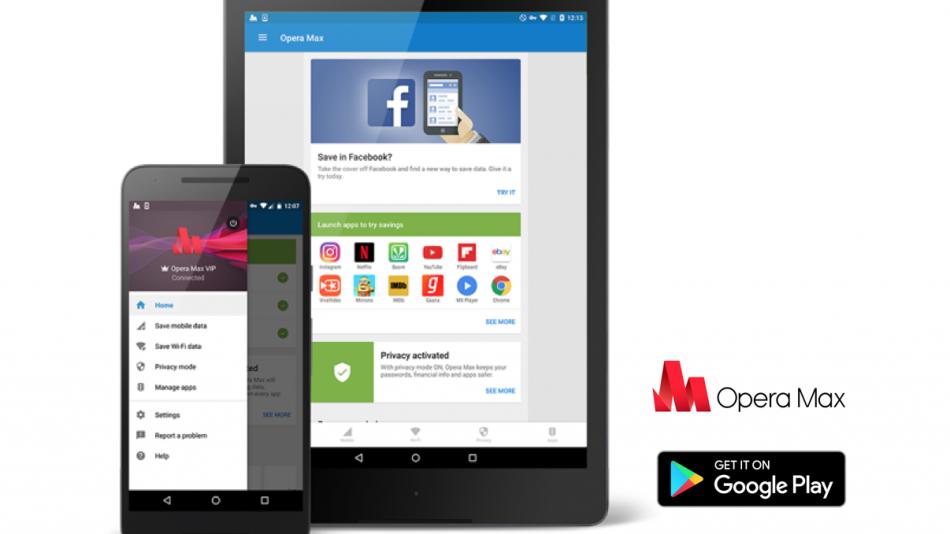 Opera Max 3 0 brings new UI with data-saving tips and