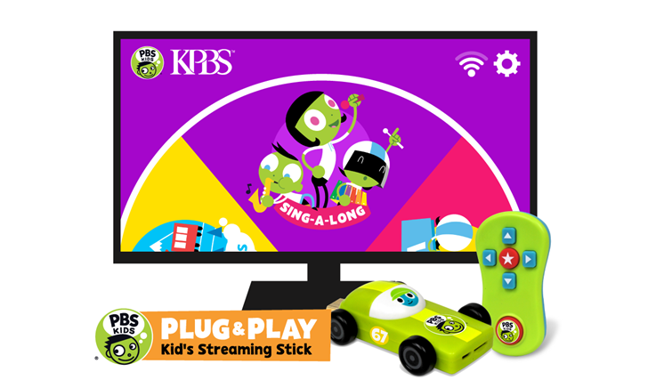 PBS streaming Stick Hero