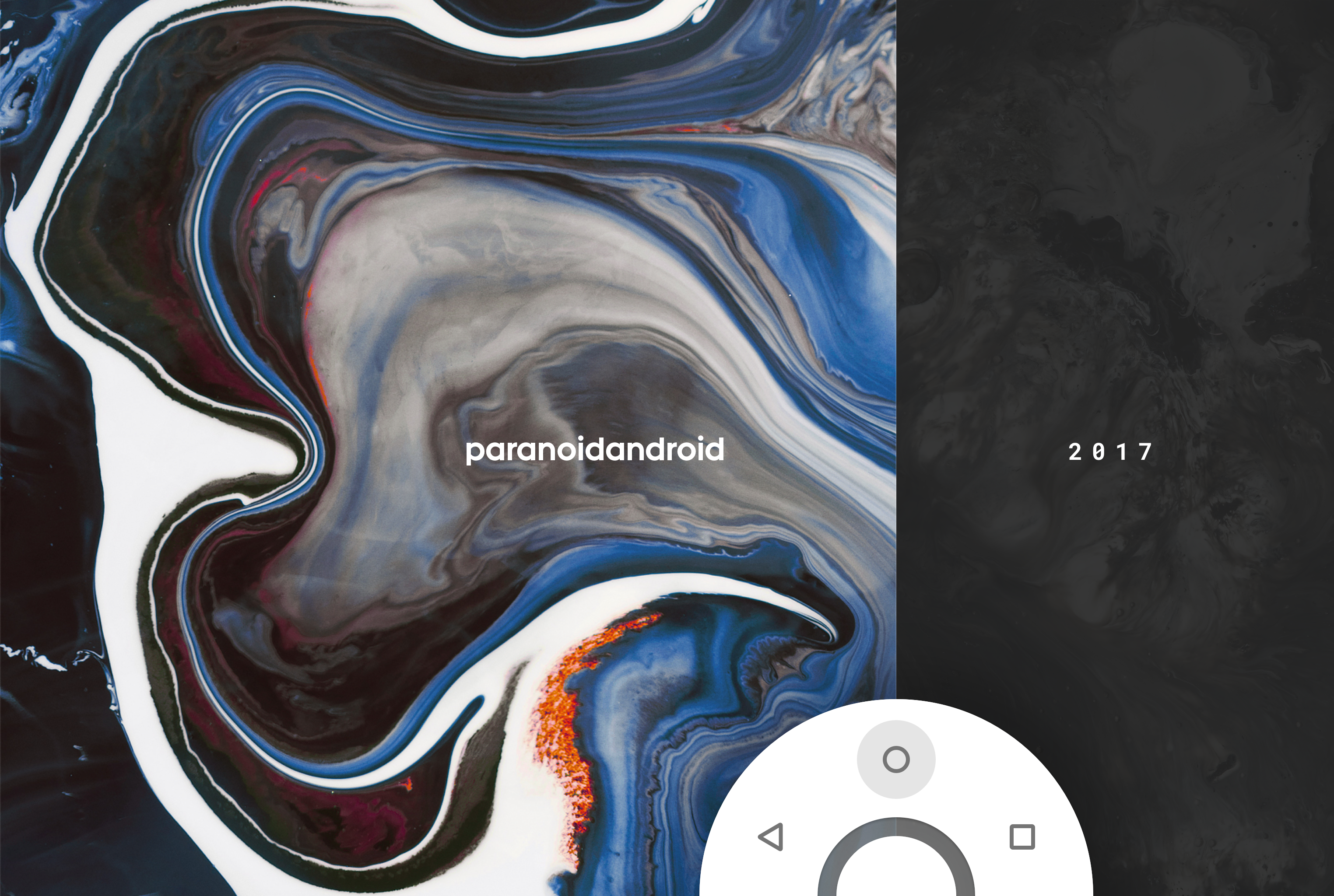 paranoid android 2017 launch