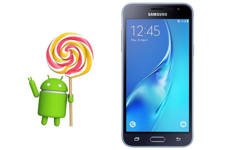 Samsung Galaxy J3 Android 5 Lolipop Hero