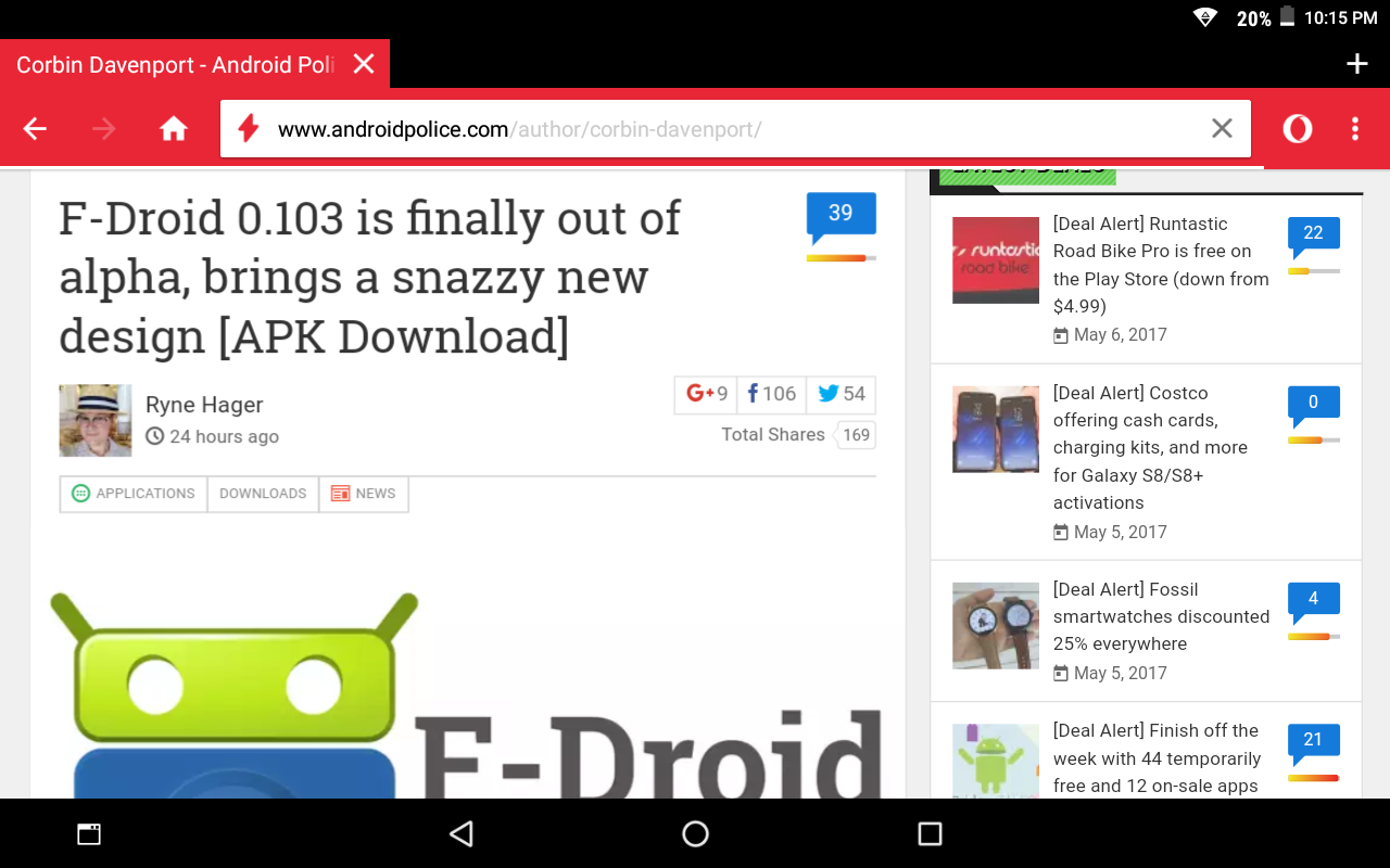 Three lightweight Android browsers that may speed up your