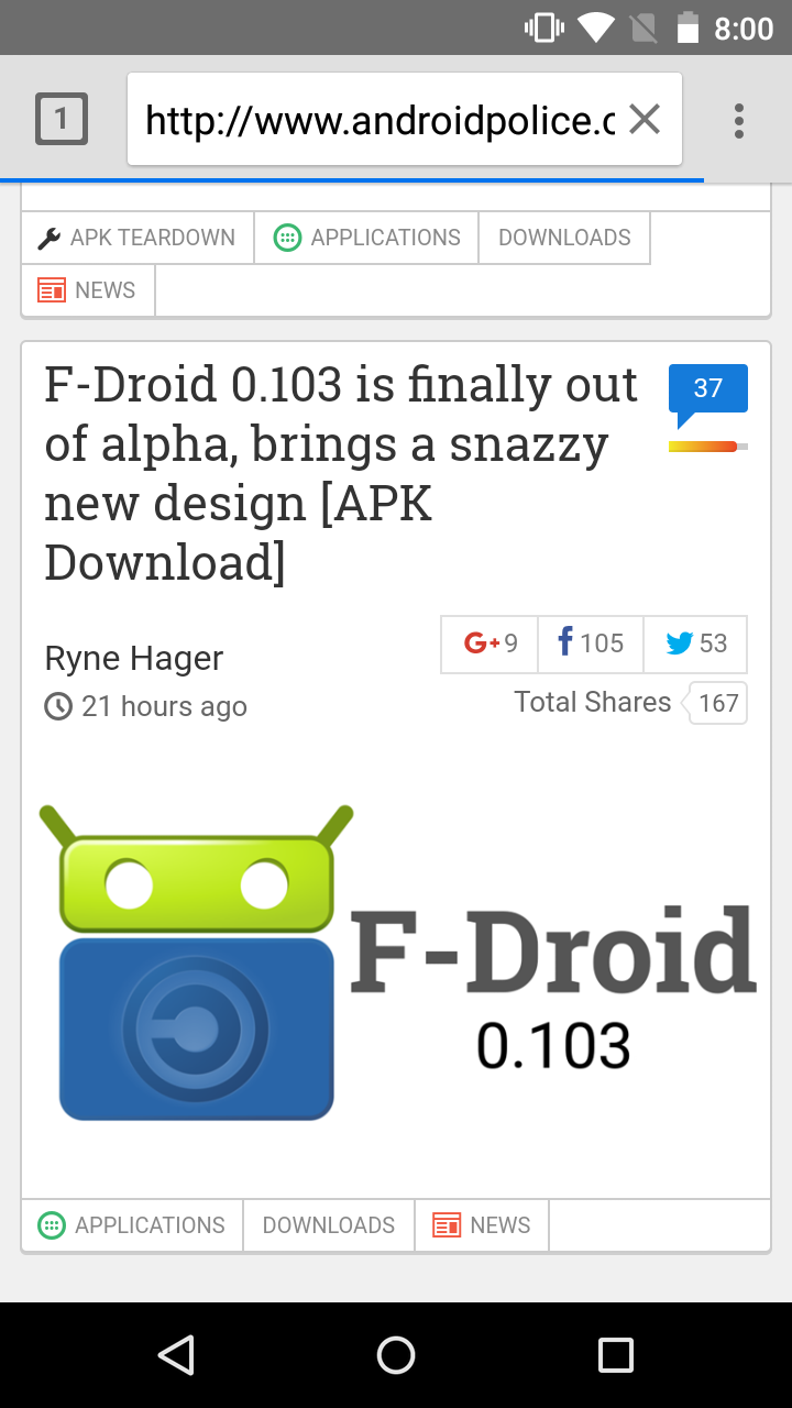 Three lightweight Android browsers that may speed up your old