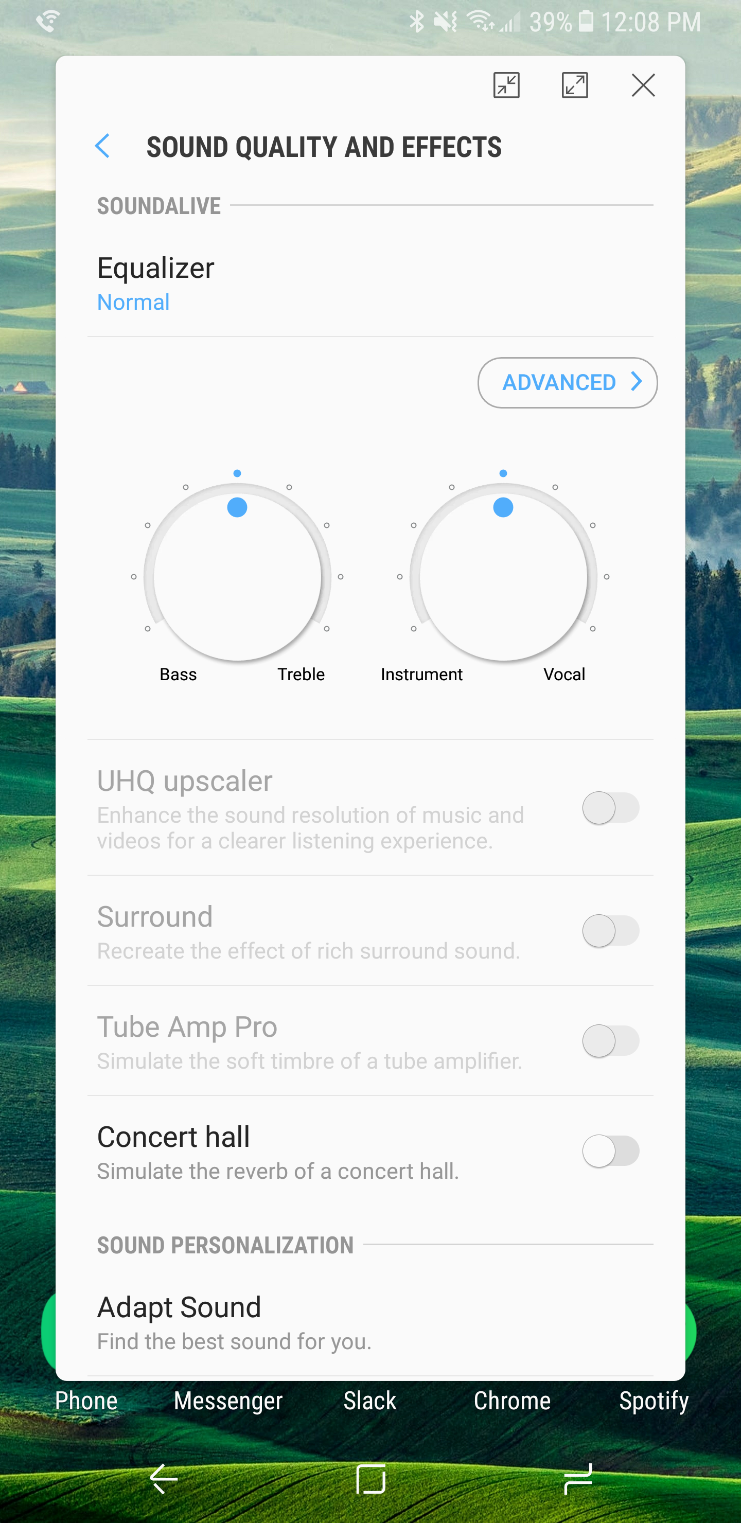 Samsung's new SoundAssistant app gives you greater control over