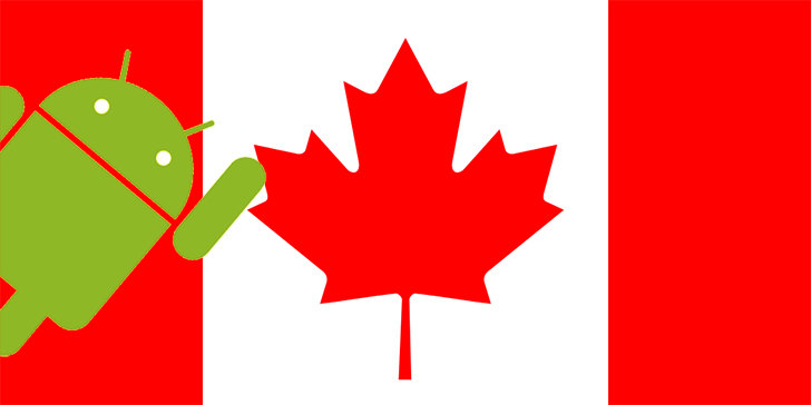 Android Pay Arrives in Canada
