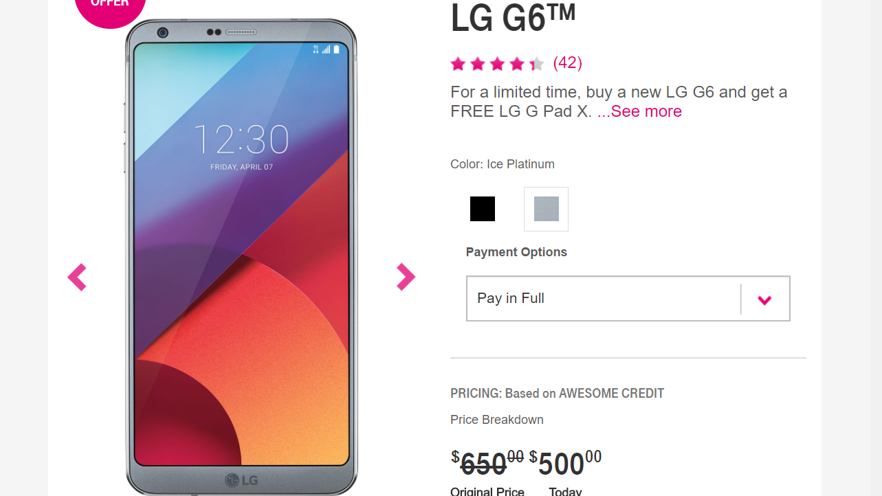 LG G6 already down to $500 at T-Mobile, plus free Google Home and G T Mobile Home Customer Service on t-mobile coverage map, virgin mobile 800 number service, t-mobile girl, t-mobile password recovery, t-mobile bill, t-mobile usa company, t-mobile g2, t-mobile add minutes, t-mobile homepage, t-mobile at walmart special, t-mobile store, t-mobile specials offers, t-mobile hotspot account, t-mobile global coverage, t-mobile graph, t-mobile logo, t-mobile cell account, t-mobile login, t-mobile my account, t-mobile newsroom,