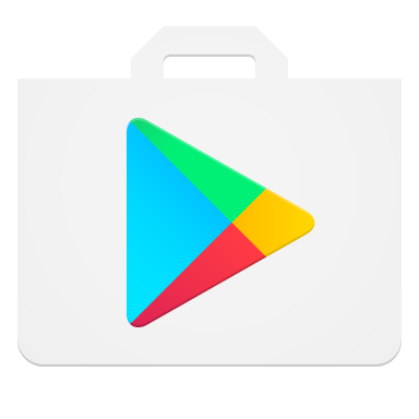 The play store adopts new app and notification icons with Play store app