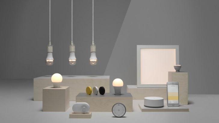 IKEA's affordable smart home lighting will soon be compatible with Google Assistant