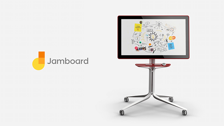 Google Jamboard now available for purchase (if you have $5000)