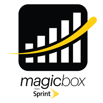 The Sprint Magic Box will improve your coverage and increase