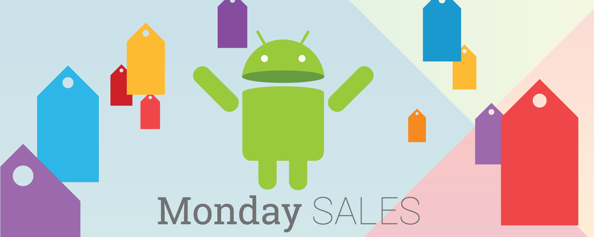 Here are 30 temporarily free and 37 on-sale apps for your Cyber Monday
