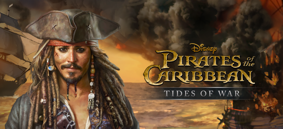 Pirates of the Caribbean: Tides of War washes up on the