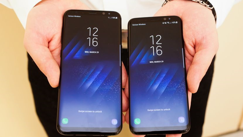 Galaxy S8 and Galaxy S8+ get Android 8 0 Oreo upgrade on US